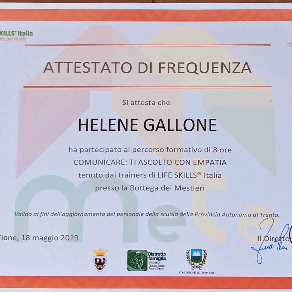 LIFE SKILLS ITALIA